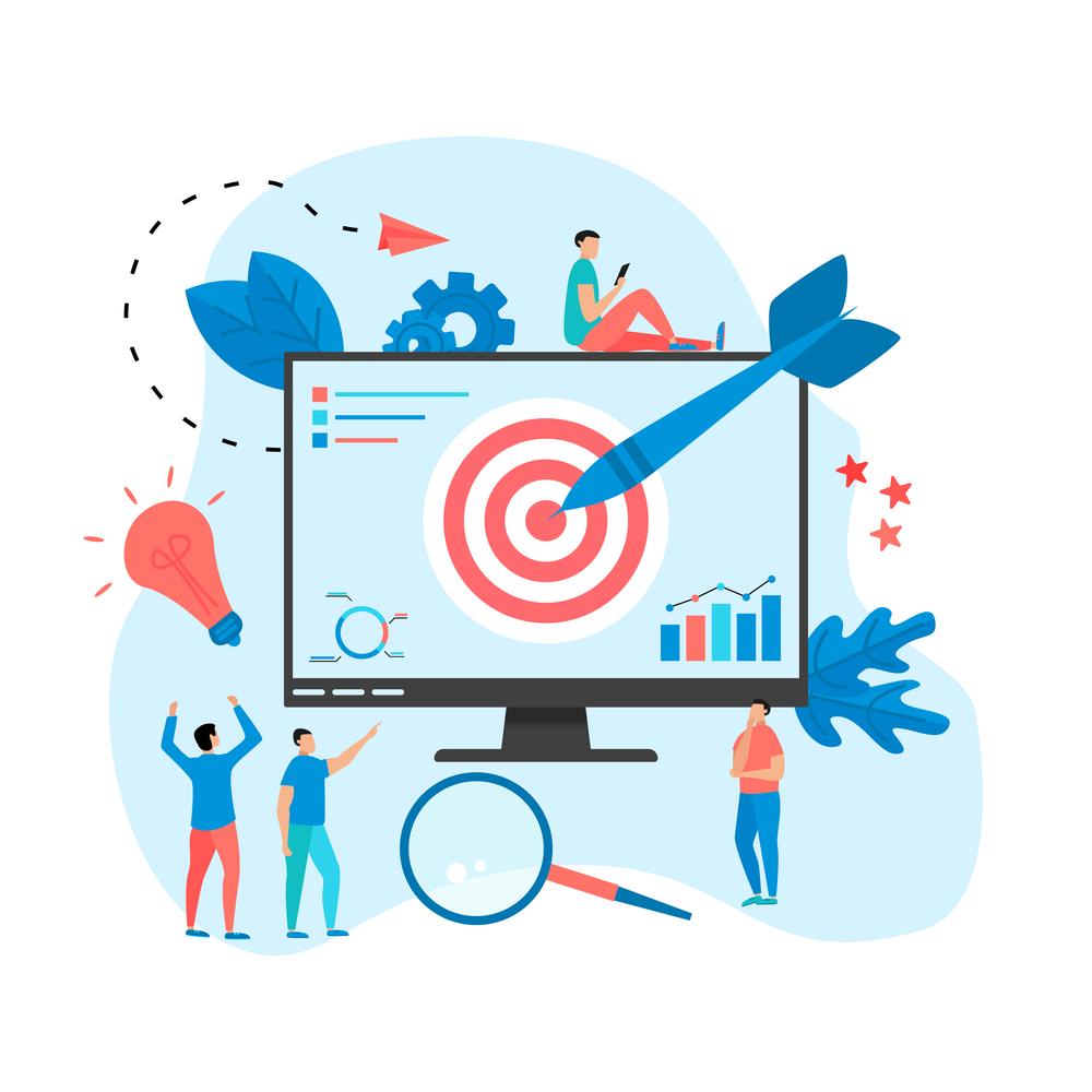 Eine Website sollte nicht einfach nur existieren. Deine Internetseite sollte ein klares Ziel haben und danach aufgebaut sein.