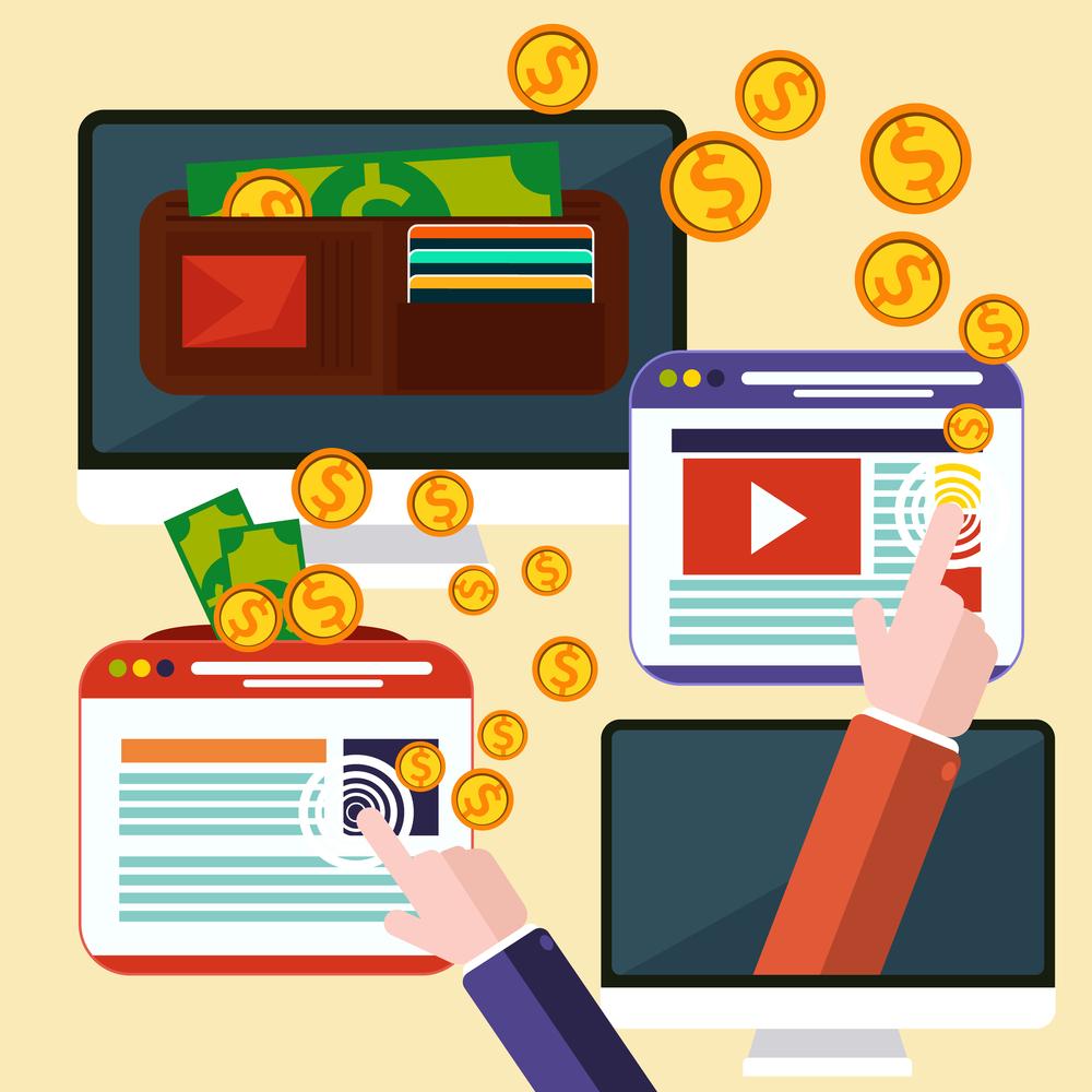 Online Werbung Conversion funktioniert besser mit interessanten Inhalten, die zum interagieren anregen.