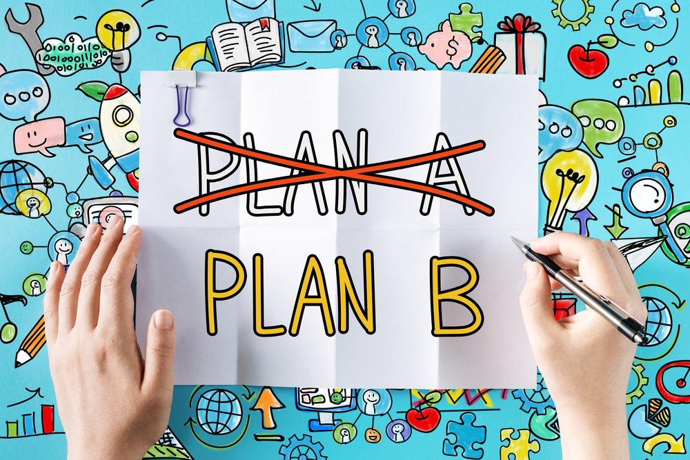 Anders machen als die anderen mit Plan B statt Plan A